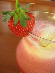 Pink Lemon Ice with Rooibos Tea