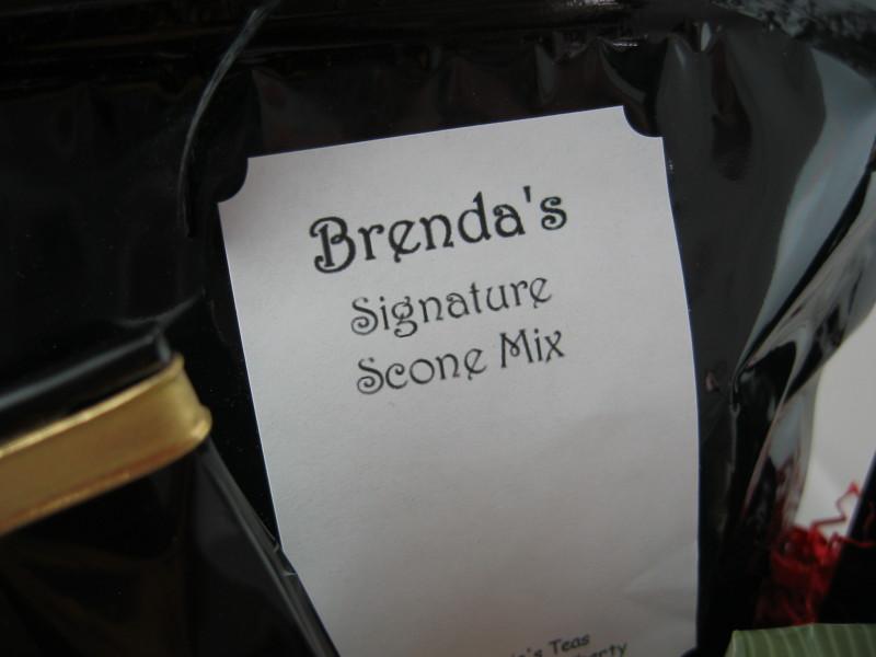 Brenda's Signature Scone Mix