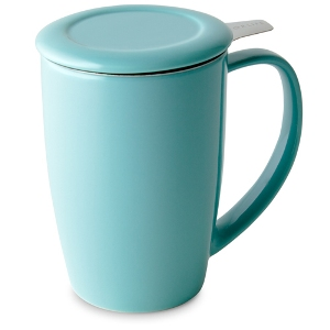 Tall Mug with Infuser