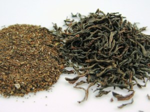 Tea comparisons