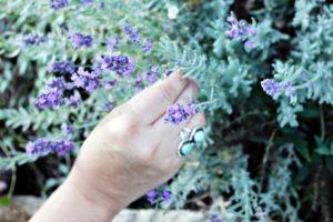 Lavender Farmer Karla