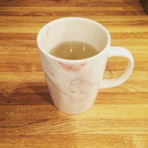 Cup of Soothing Green Tea